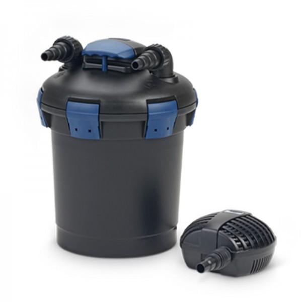 Kit complet biopress set 6000 oase for Kit filtration oase