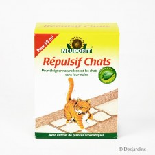 Antinuisibles - Repulsif chat jardin naturel ...