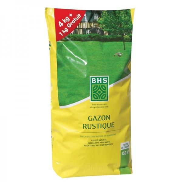 gazon rustique bhs 4kg 25