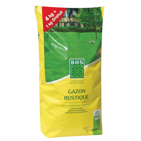 Gazon Rustique Kg : Gazon rustique bhs kg desjardins