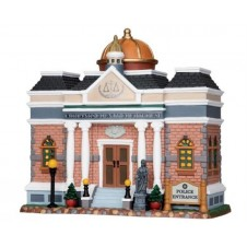 "Maison ""Fairbanks County Court House"" - LEMAX"