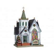 """L'église """"St Nicholas Church"""" - LEMAX"""
