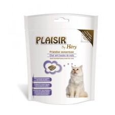 """Friandises """"Plaisir"""" pour chats """"Anti boules de poils"""" - Laboratoires Héry - 50g"""