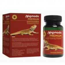 """Complément alimentaire """"insectes"""" pour pogonas 75g - Komodo"""