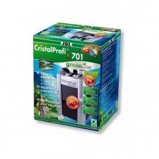 """Filtre extérieur JBL """"CristalProfi e701 Greenline"""" - Pour aquarium de 60-200L"""