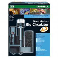 Nano Marinus BioCirculator 4en1 Dennerle - Pour aquarium de 30/60L