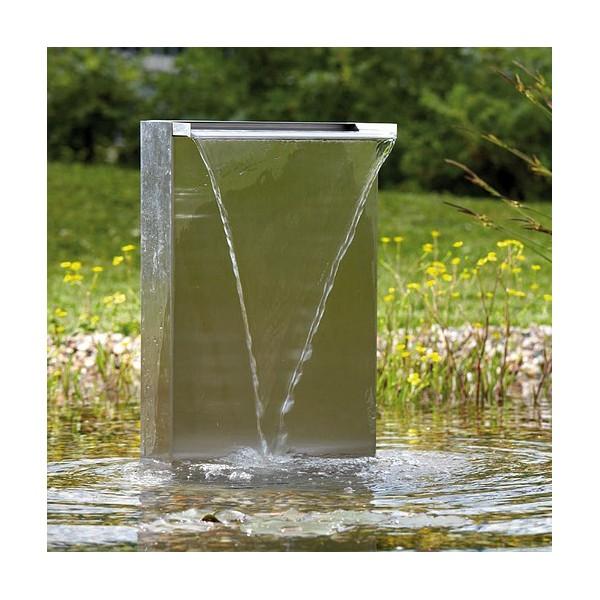 lame d 39 eau waterfall 30 set 39 oase. Black Bedroom Furniture Sets. Home Design Ideas