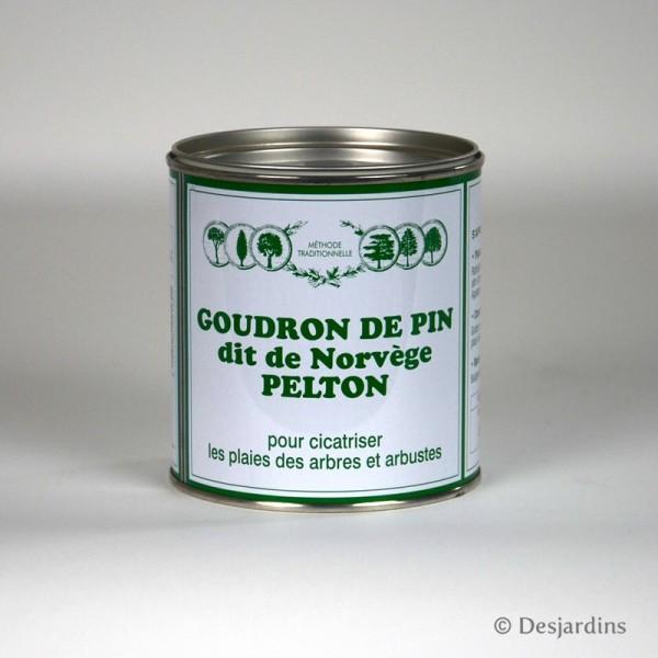 Goudron de pin pelton 800g - Goudron de pin ...