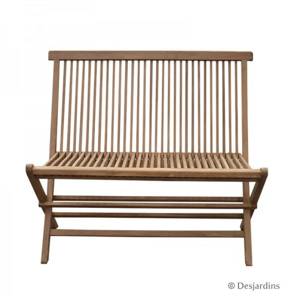 banc pliant en bois 120cm id al pour collectivit s coles pictures to pin on pinterest. Black Bedroom Furniture Sets. Home Design Ideas