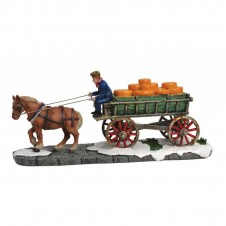 """Figurine """"Cheese Cart"""" - LUVILLE"""