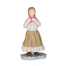 "Figurine ""Ashley Eating Raspberry"" - LUVILLE"
