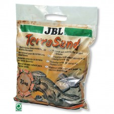 Sable TerraSand rouge naturel JBL - 7,5kg