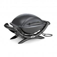 """Barbecue électrique """"Q1400"""" gris anthracite - WEBER"""