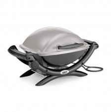 """Barbecue électrique """"Q1400"""" gris perle - WEBER"""