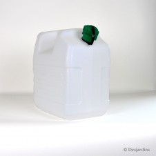 Jerrican alimentaire EDA avec bec verseur - 20L
