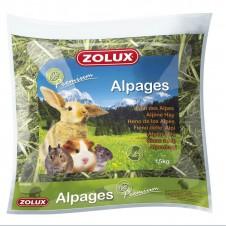 Foin des alpages Premium 1.5KG - Zolux