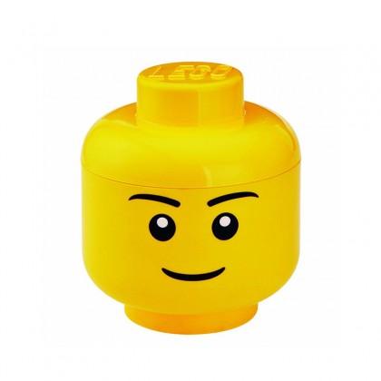 T te de rangement lego grand mod le - Tete de rangement lego ...
