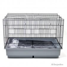 Cage d'élevage Zolux pour oiseaux - L57 CM
