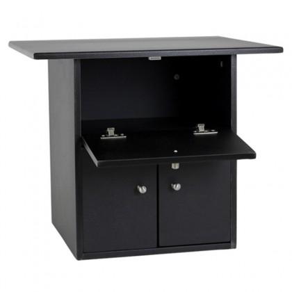 meuble pour terrarium black line reptiles planet. Black Bedroom Furniture Sets. Home Design Ideas