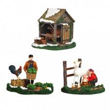 "Scène ""Farm life"" - LUVILLE"