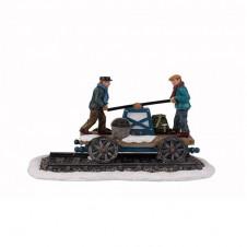 "Figurine ""Pomp Trolley"" - LUVILLE"
