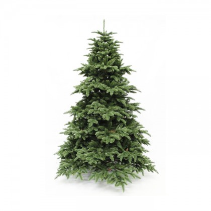 sapin artificiel abies nordmann vert 155 cm triumph tree. Black Bedroom Furniture Sets. Home Design Ideas