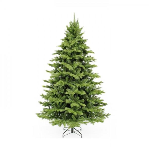 Sapin artificiel sherwood de luxe green 215 cm triumph tree - Sapin de noel jardiland prix ...