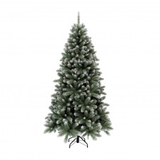 "Sapin artificiel ""Alaskan Cedar Frosted Blue"" 215 cm - TRIUMPH TREE"