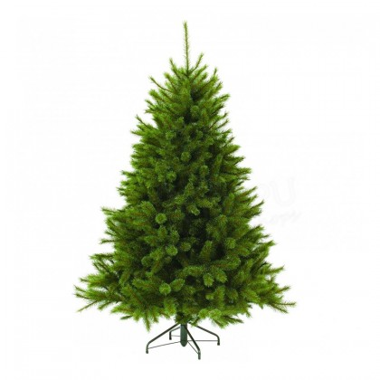 """Sapin artificiel """"Forest Frosted"""" vert - 155 cm - TRIUMPH TREE"""