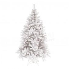 "Sapin artificiel blanc ""White Siris Iridescent"" 215 cm - TRIUMPH TREE"