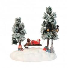 "Scène ""Swinging Santa"" - LUVILLE"
