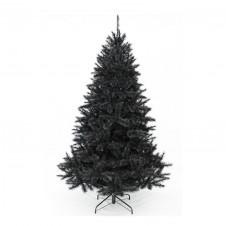 "Sapin artificiel ""Bristlecone"" noir - 155 cm - TRIUMPH TREE"
