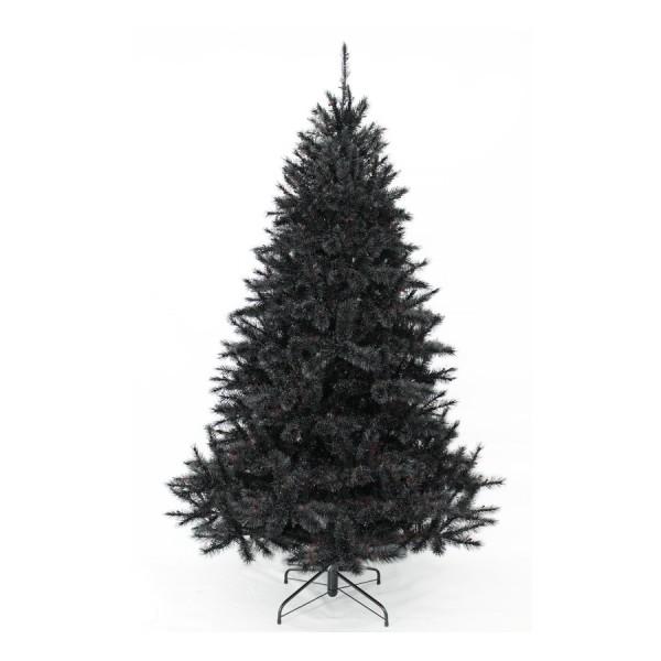 sapin artificiel bristlecone noir 155 cm triumph tree. Black Bedroom Furniture Sets. Home Design Ideas