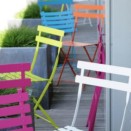 chaise bistro fermob. Black Bedroom Furniture Sets. Home Design Ideas