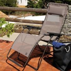 fauteuil relax futura batyline lafuma. Black Bedroom Furniture Sets. Home Design Ideas