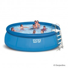 Kit piscine easy - 4,57 x 0,84 m - Intex
