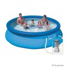 Kit piscine easy - 3,66 x 0,84 m - Intex
