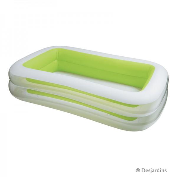 for Cash piscine eau verte