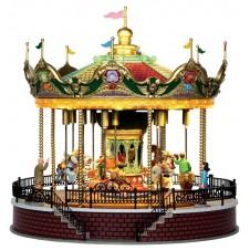 "Manège ""Sunshine Carousel"" - LEMAX"