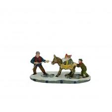 "Figurine ""Donkey Go !"" - LUVILLE"