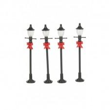 "Réverbères ""Gas Streetlamp"" x4 - LUVILLE"