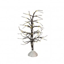 "Arbre ""Lighted Tree"" white 23 cm - LUVILLE"
