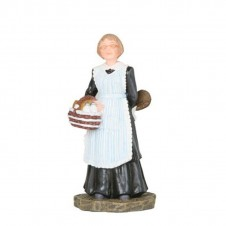 "Figurine ""Mrs Adams"" - LUVILLE"