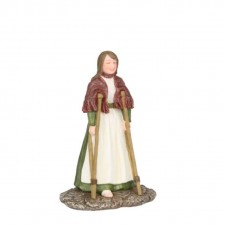 "Figurine ""Woman Hospital"" - LUVILLE"