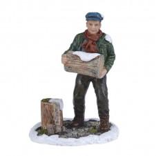 "Figurine ""Henry the Lumberjack"" - LUVILLE"