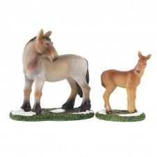 "Figurine ""Horse"" - LUVILLE"