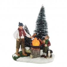 """Scène """"Forest Barbecue"""" - LUVILLE"""