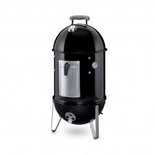 "Fumoir ""Smokey Mountain Cooker"" 47 cm noir + housse - WEBER"