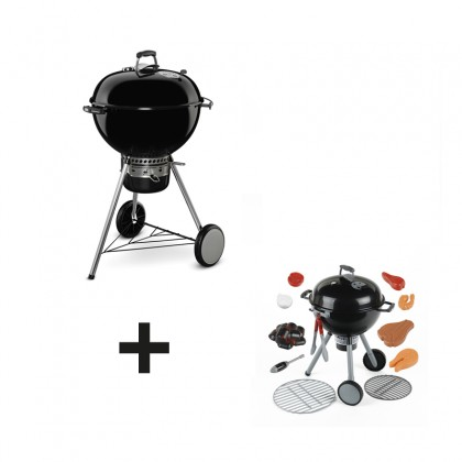Pack barbecue charbon
