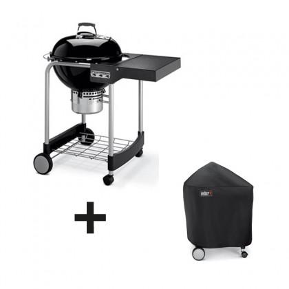barbecue charbon weber performer original 57 cm. Black Bedroom Furniture Sets. Home Design Ideas